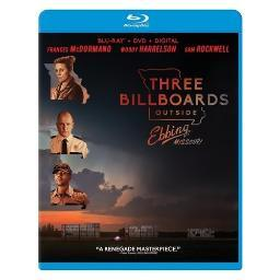 Three billboards outside ebbing missouri (blu-ray/dvd/digital hd) BR2341631