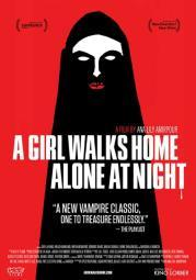 A Girl Walks Home Alone at Night Movie Poster (11 x 17) MOVCB57245