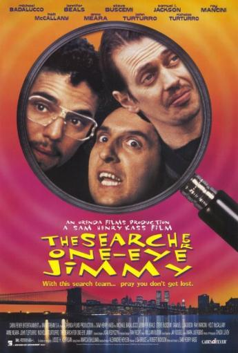 The Search for One-Eyed Jimmy Movie Poster Print (27 x 40) 383KPXHLYCCKLSRV