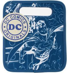 "Everything Mary DC Comics Folding Storage Tote 7.5""X5""X8"" Superman"