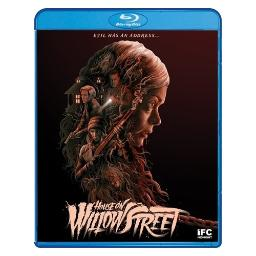 House on willow street (blu ray) BRSF17840