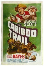 The Cariboo Trail Movie Poster (11 x 17) MOVGB02170