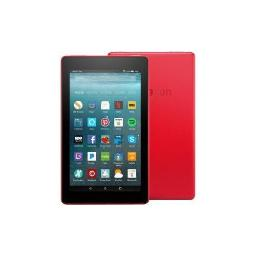Amazon.com kydc b01j90nu5i 7 fire 7 tblt walexa 16gb red
