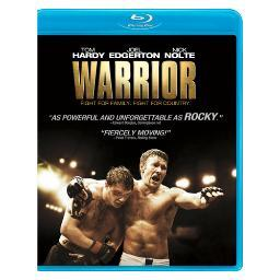 Warrior (blu-ray/uv) BR45630