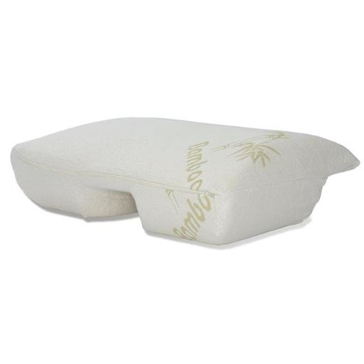Living Health Products BSP-1CV-BMB Bamboo Replacement Cover Better Sleep Pillow