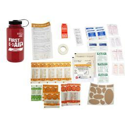 Amk 01200215 amk adventure first aid 32 oz kit 1-2 ppl/ 1 day