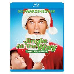 Jingle all the way (blu-ray/ws-1.85/eng-sp sub/1996/sac) BR2256254