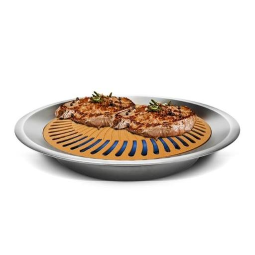 Cerama Non-Stick Stove Top Indoor Grill