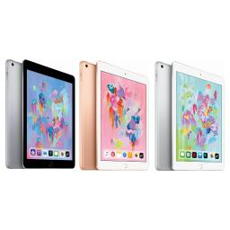 "Apple iPad 9.7"" Multi-Touch Retina Display 32GB A10 Chip Wi-Fi Tablet (2018)"