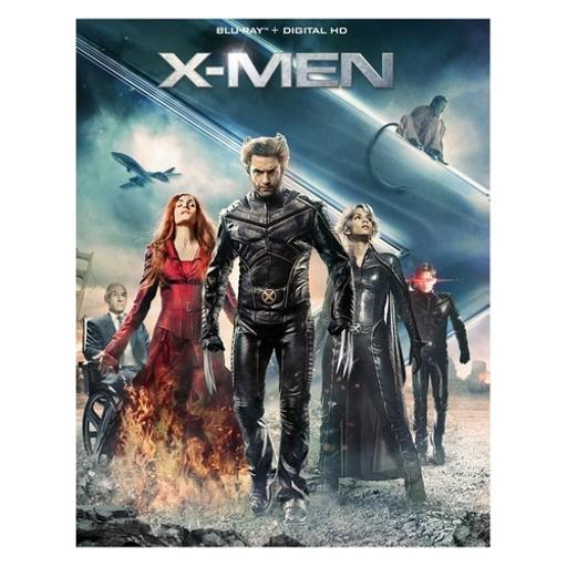 X-men trilogy (blu-ray/9 disc/sac/icons) KYUXONRG46MEQM7Z