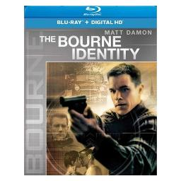 Bourne identity (blu ray w/digital hd) (new artwork) BR61177490