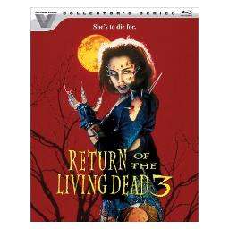 Return of the living dead 3 (blu ray) (ws/eng/eng sdh/5.1 dts-hd) BR50686