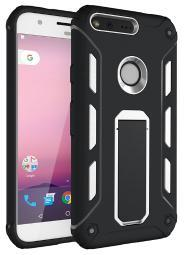 ULTRA STAND RUGGED HARD CASE SOFT COVER KICKSTAND FOR GOOGLE PIXEL XL 5.5