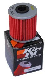 K&N Kn-207 Motorcycle/Powersports High Performance Oil Filter KN-207