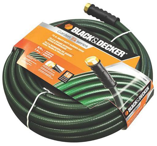 Black And Decker Black & Decker 5/8X75' Heavy Duty Garden Hose