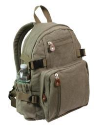 Vintage Compact Backpacks 8558