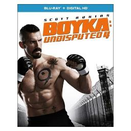 Boyka-undisputed 4 (blu ray w/digital hd) BR61189435