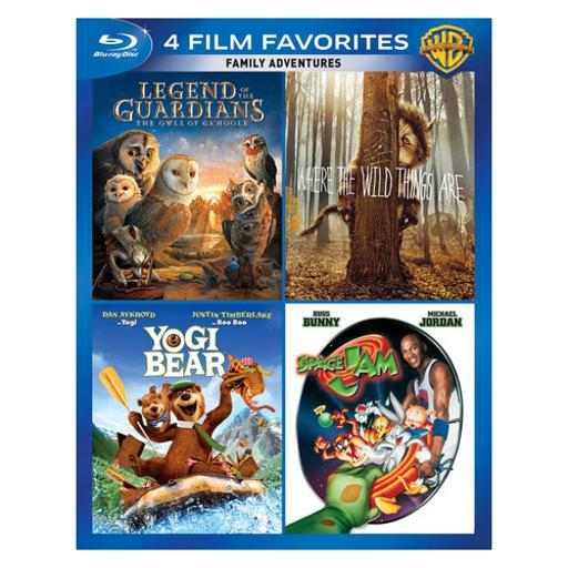 4 film favorites-family adventures (blu-ray/4 disc) YMQTULC2VWI8FHNG