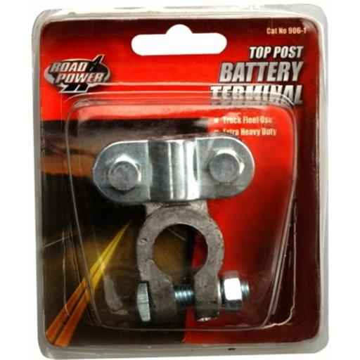 Coleman Cable Extra Heavy Duty Top Post Universal Battery Terminal 906-1 - Pack of 6