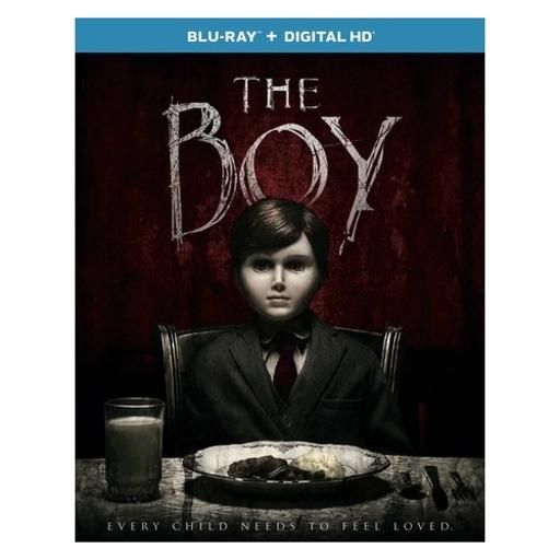 Boy (2016) (blu ray w/digital hd) LH68U0HQWWYYPUD6