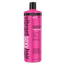 Sexy Hair Concepts Vibrant Sulate-Free Color Lock Conditioner 33.8oz SE9586