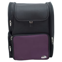 Dal'Orio Soft-Sided Train Makeup Case by Sunrise