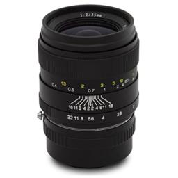 Oshiro 35mm f2 LD UNC AL Wide Angle Full Frame Prime Lens for Nikon 1 J5 J4 J3 J2 S2 S1 V3 V2 V1 and AW1 Digital Mirrorless Cameras