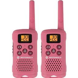 Motorola MG167A 22-Channel FRSGMRS Two-Way Radio Up To 16-Miles Range (Pair)