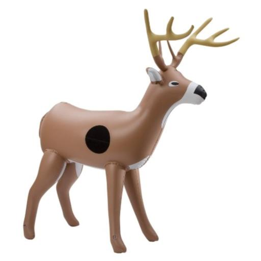 NXT Generation 3D Inflatable Deer Target - Archery Target Practice - Life Size Inflatable Buck for Kids - Suitable for Indoor and Outdoor Play -... thumbnail