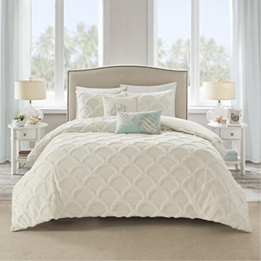 Harbor House Harbor House Cannon Beach Duvet Cover King Size