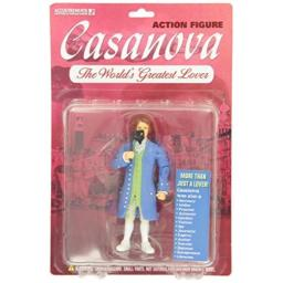 Accoutrements Casanova Action Figure by Accoutrements