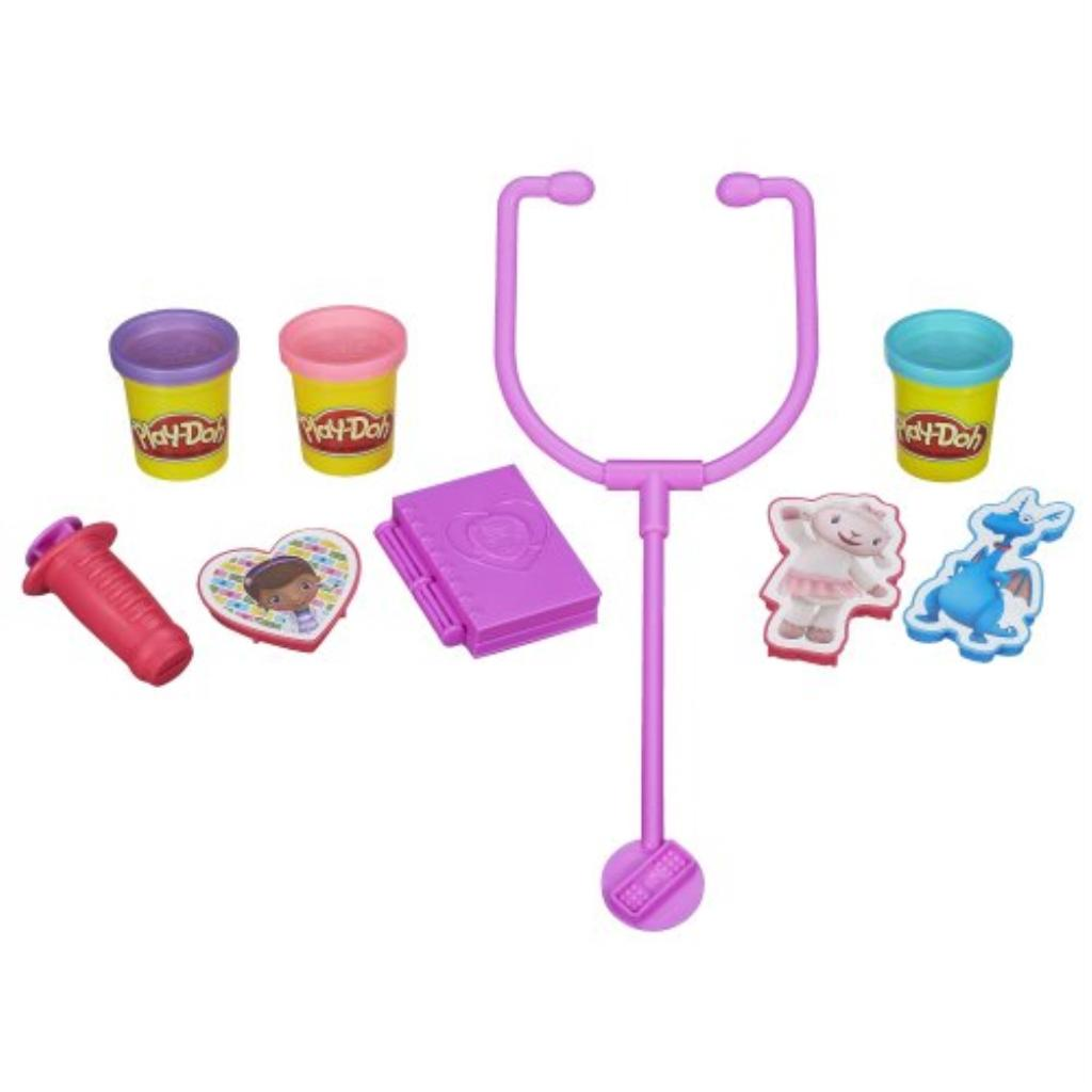 Play-Doh Doctor Kit Featuring Doc McStuffins