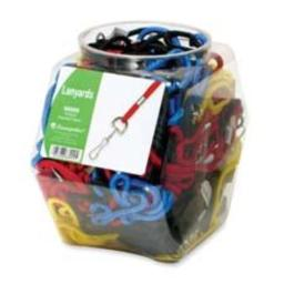 "Lanyards Standard Length 38"" - 72 Lanyards with Hook Assorted Colors"