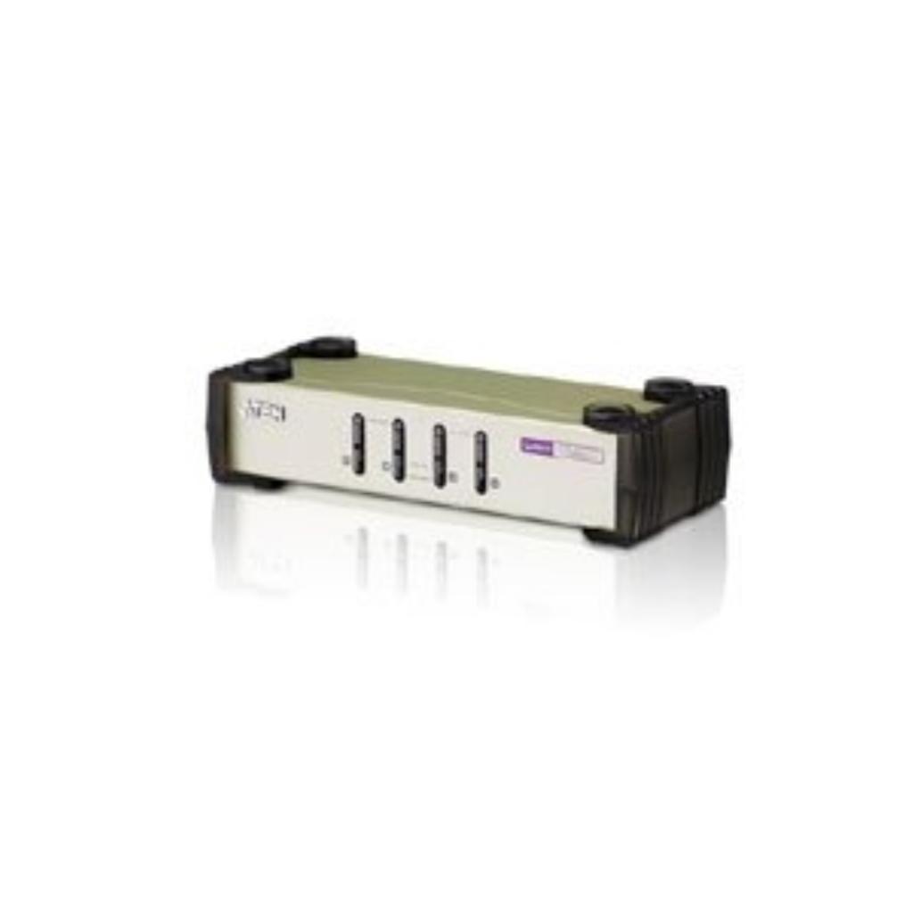 4-Port USB-PS/2 KVM