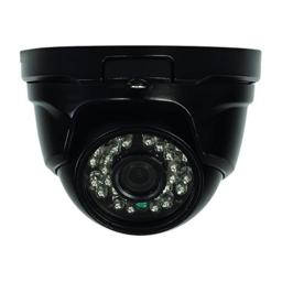 Q-See QTH8056D - Surveillance Camera - Outdoor - Weatherproof - Color (Day&Night) - 3.6mm Lens - 2 MP - 1920 X 1080 - Black