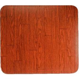 Non-UL Lined Stove Board 28 x 32 (Walnut Woodgrain)
