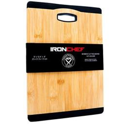 Iron Chef 861266 Cutting board Medium Red