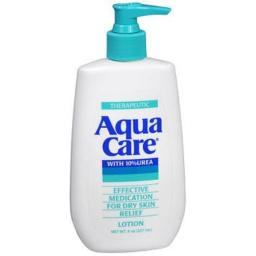 Aqua Care Lotion for Dry Skin - 8 oz, Pack of 5