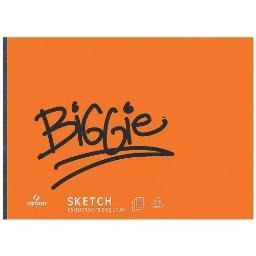 Canson Biggie Jumbo Sketch Pads Size 18 X 24 inch with 125 sheets