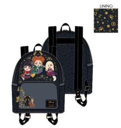 Disney Loungefly Hocus Pocus Chibi Mini Backpack