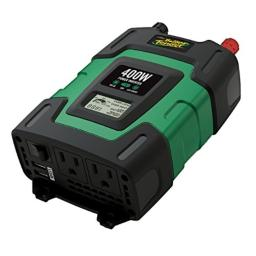 Battery Tender 12V, 400W Power Inverter