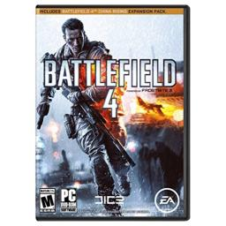 Battlefield 4: Limited Edition with BONUS China Rising Expansion Pack - PC