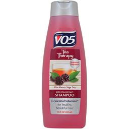 Alberto VO5 Tea Therapy Blackberry Sage Tea Shampoo, 15 Ounce