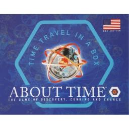Circa About Time US Edition