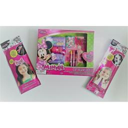 Innovative Designs Minnie Mouse My First Diary Set with Glow Tiara and Glow Bracelet