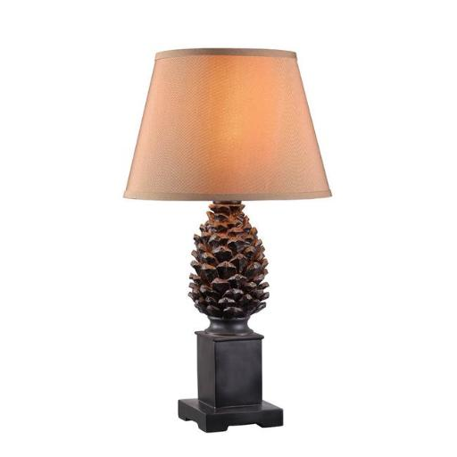 Kenroy Home 35245ABZ 1-150W Spruce Outdoor Table Lamp, Aged Bronze