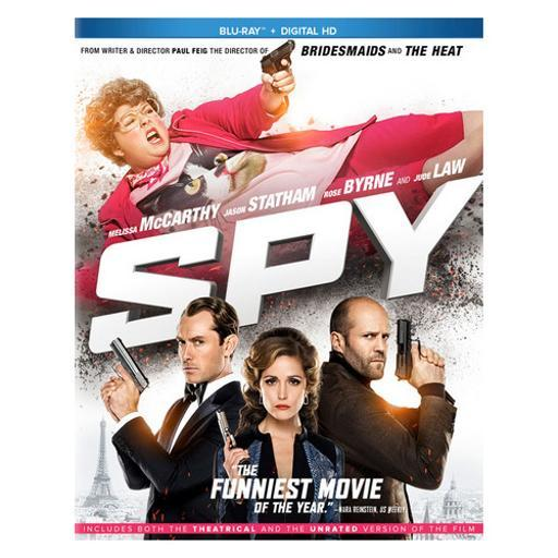 Spy (blu-ray/digital hd) E9NSOOFTA2IHBHZT