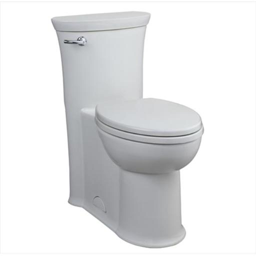 American Standard 2786.128.020 Tropic 1-Piece 1.28 GPF Elongated Toilet in White