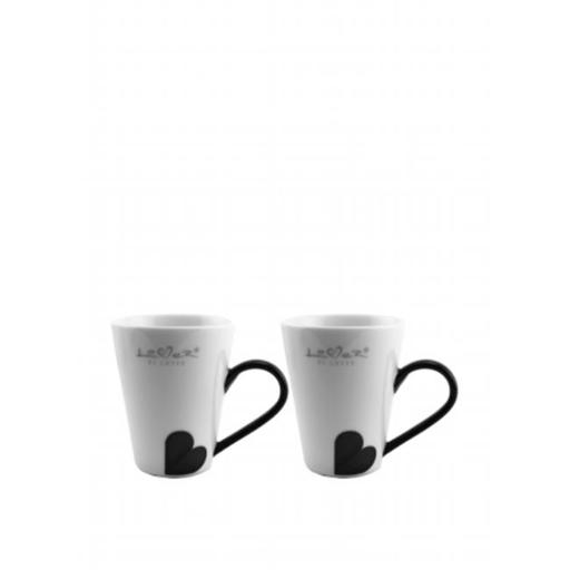 BergHOFF 3800003 Lover By Lover Coffee Cup 2x