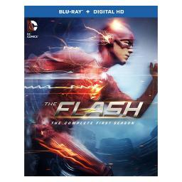Flash-complete season 1 (blu-ray/ultra violet/4 disc) BR544863